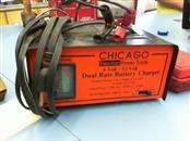 CHICAGO ELECTRIC Battery/Charger 45005 (BATTERY CHARGER)